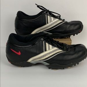 Nike Power Channel Tac Golf Shoes Sz 6 317472-061